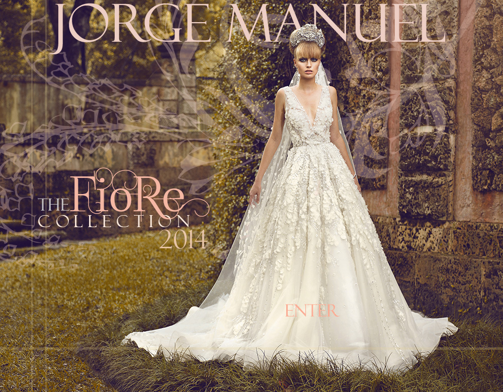 Enter Jorge Manuel Weddings